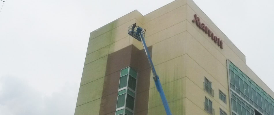 Pressure Washing Katy Commercial Power Washing